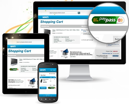 mastercard paypass wallet