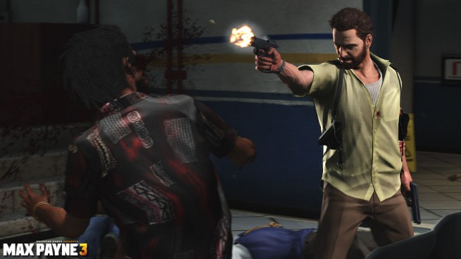 Max Payne 3 Is A Glimpse Into The Future Of Video Games Review