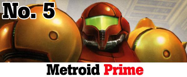Metroid Prime -- Number 5