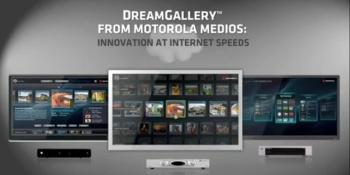 Motorola's DreamGallery aims to eliminate crappy TV user interfaces