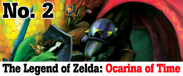 Ocarina of Time -- Number 2