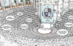 Reddit users illustration