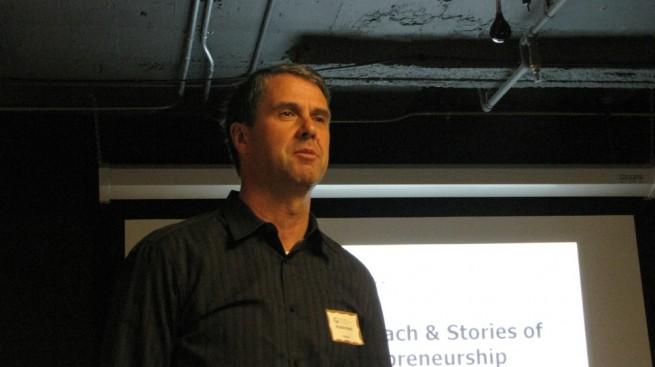 Robbie Bach at Northwest Entrepreneurs
