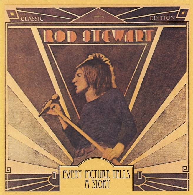 Rod Stewart - Every Picture Tells A Story (9 Tracks) - Front
