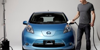 "Why the Nissan Leaf is labeled ""made in the USA"" even though 80 percent of it is actually made in Japan"