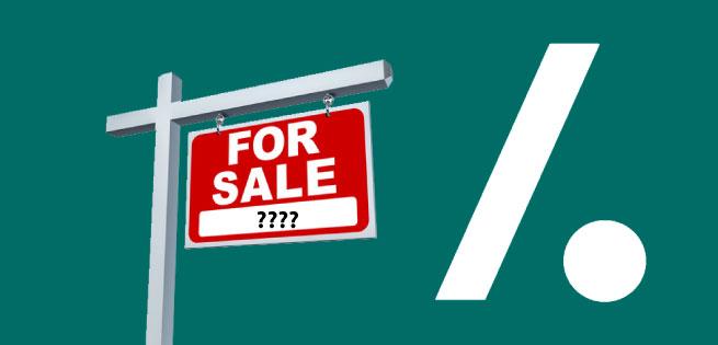 Slashdot for sale