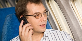 Delta gets the message: No voice calls allowed during flight