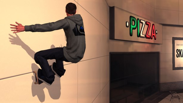 Tony Hawk's Pro Skater HD: Mall
