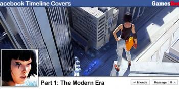 Gaming art for your Facebook Timeline (Part 1: The Modern Era)