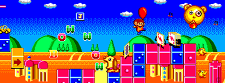 Timeline cover thumb Alex Kidd: The Lost Stars