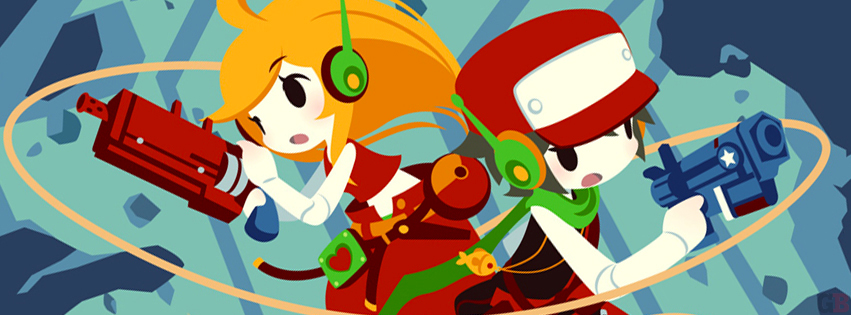 Timeline cover Cave Story