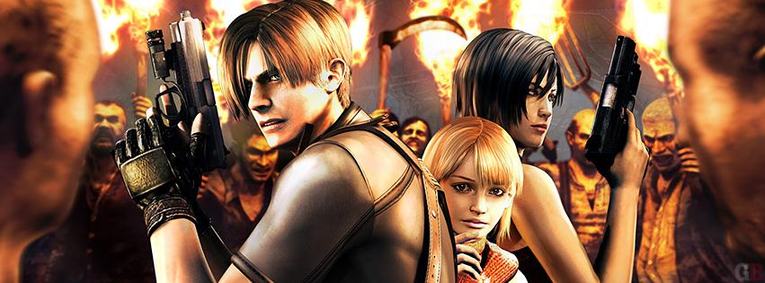 Timeline cover Resident Evil 4