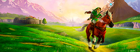 Timeline cover thumb The Legend of Zelda: Ocarina of Time
