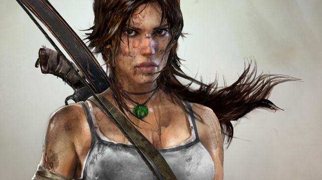 Tomb Raider 2013 Concept