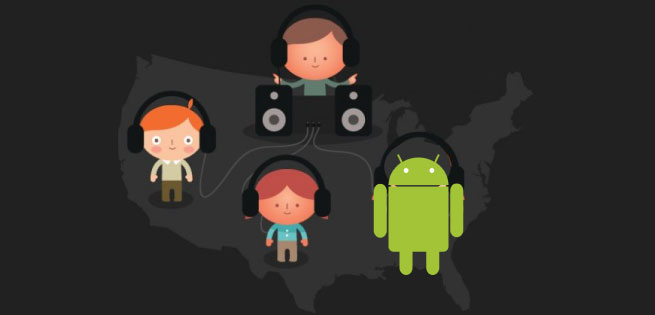 Turntable.fm on Android