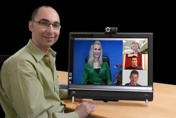 Vidyo president, chief executive, and co-founder Ofer Shapiro