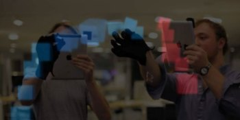 MIT's (T)ether melds virtual and real space, shows the future of collaboration