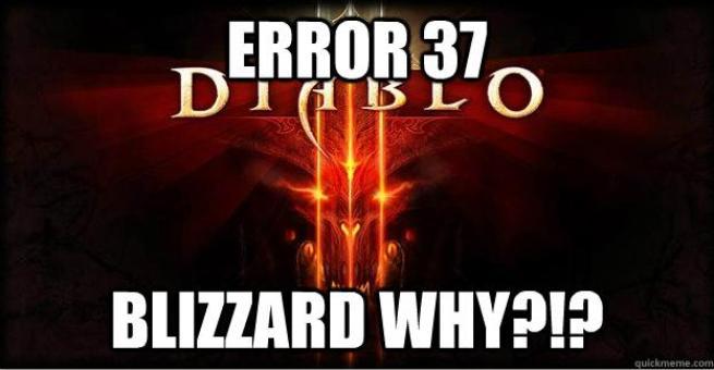Why Blizzard Diablo 3 Launch Meme