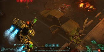 Firaxis previews XCOM: Enemy Unknown details and launch date