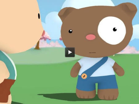 Animated video on fundraising rejection (click to play)
