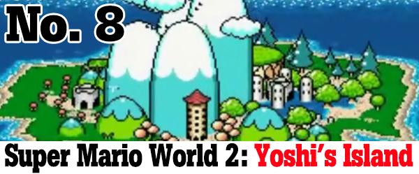 Yoshi's Island -- Number 8
