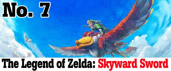 Skyward Sword -- Number 7