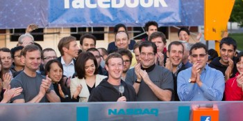 A year after IPO, Facebook still down 30% (but the future is bright)