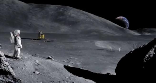 NASA fan video Audacious Visions