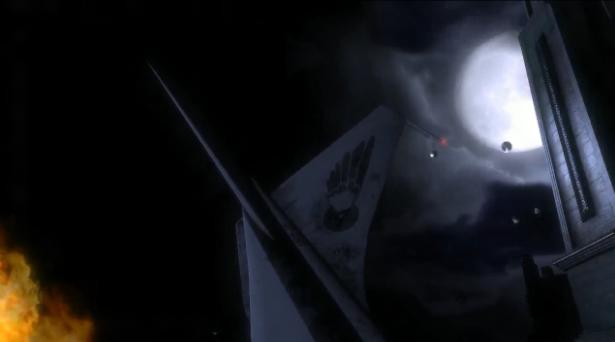 BioShock Plane Tail Logo