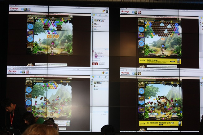 bubble safari multiplayer demo