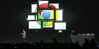 Chrome is killing it. Just killing it.