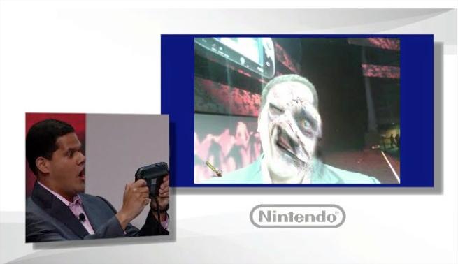 ZombiU Demo at E3 2012