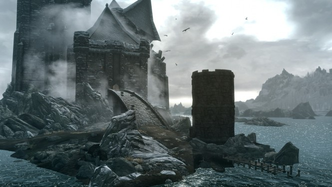Dawnguard finally brings a sense of urgency to The Elder