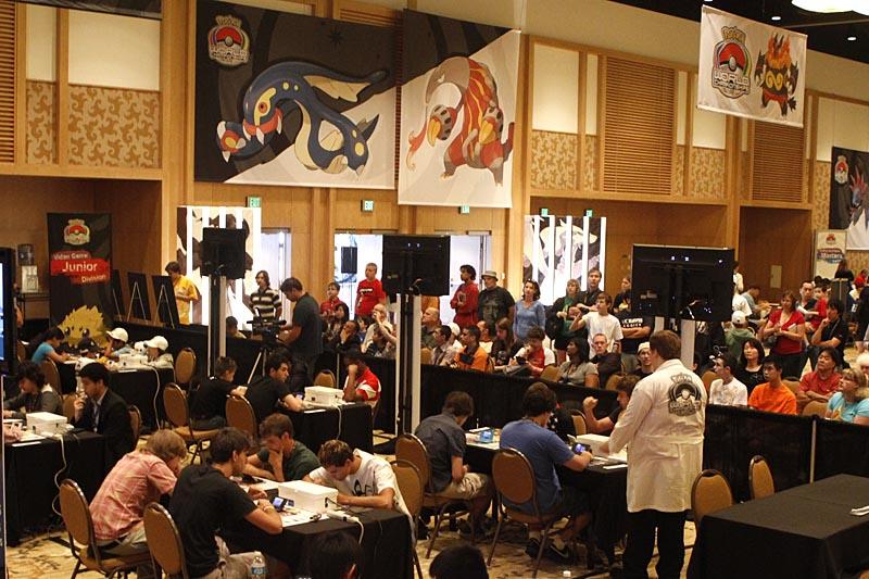Day 3 Pokemon Video Game Championship 2011