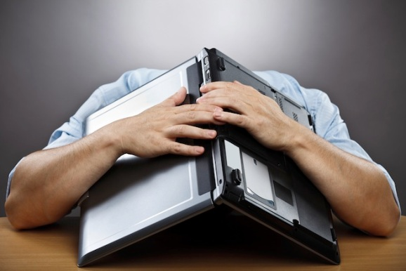 Internet use could indicate depression