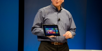 Microsoft Unveils Two Surface Tablets Running Windows (liveblog)