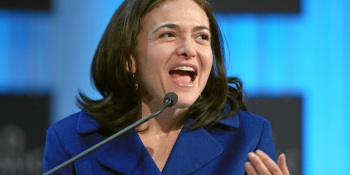 Sheryl Sandberg: Racial and gender inequity is everyone's problem