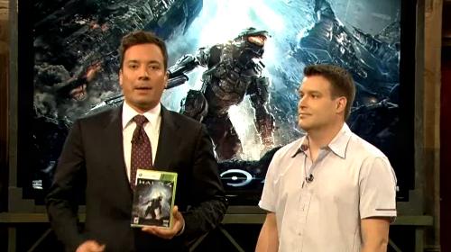 Late Night Halo 4 Demo