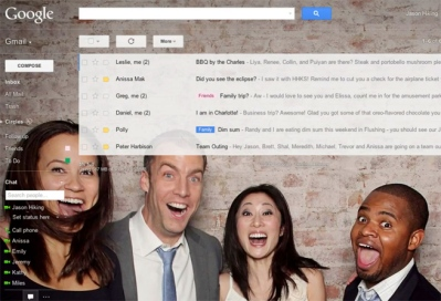 Gmail gets more personal with awesome custom backgrounds
