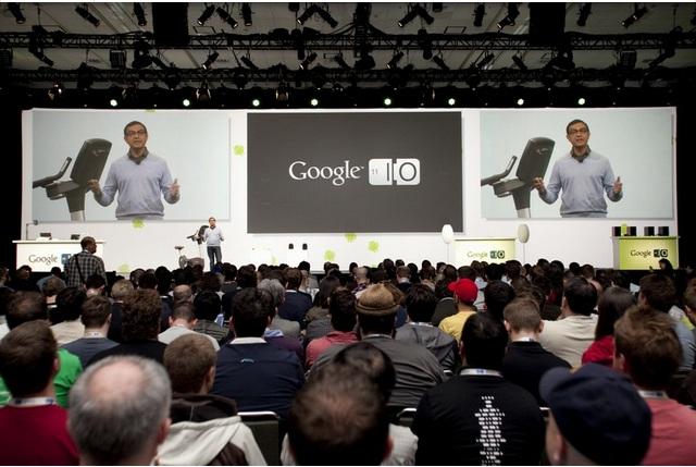 Google developers conference