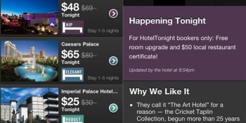 Why HotelTonight is a deal company I can get behind