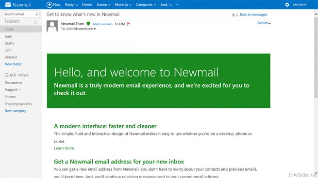 Hotmail-metro