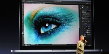 Apple introduces thinner MacBook Pro with Retina Display