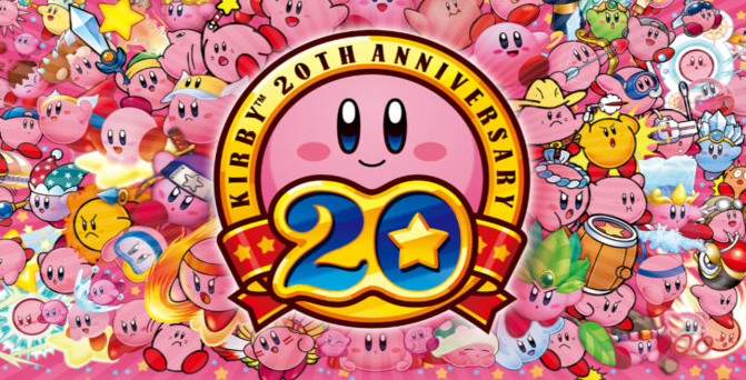 Kirby 20th Anniversary Collection