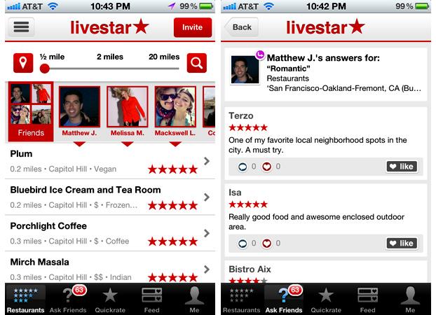 livestar-app