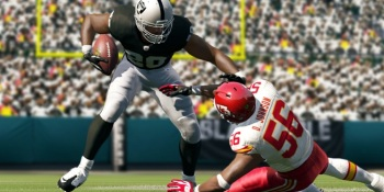 Madden NFL 13 is now even more of a contact sport