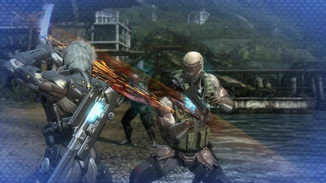 Metal Gear Rising: Revengeance 1