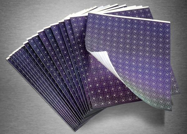 Nanosolar Prints Solar Panels Onto Sheets Of Aluminum Foil