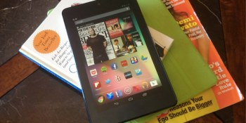 An Apple-lover's take on the Nexus 7