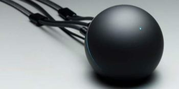 """Nexus Q hands-on: The """"Q"""" stands for """"que the heck?"""""""
